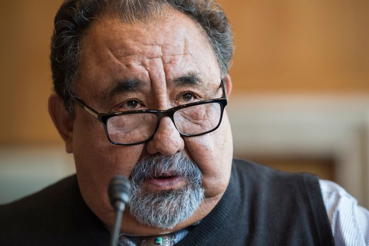 Rep. Raúl Grijalva (D-Ariz.), the likely next chairman of the House Natural Resources Committee, said he's skeptical o