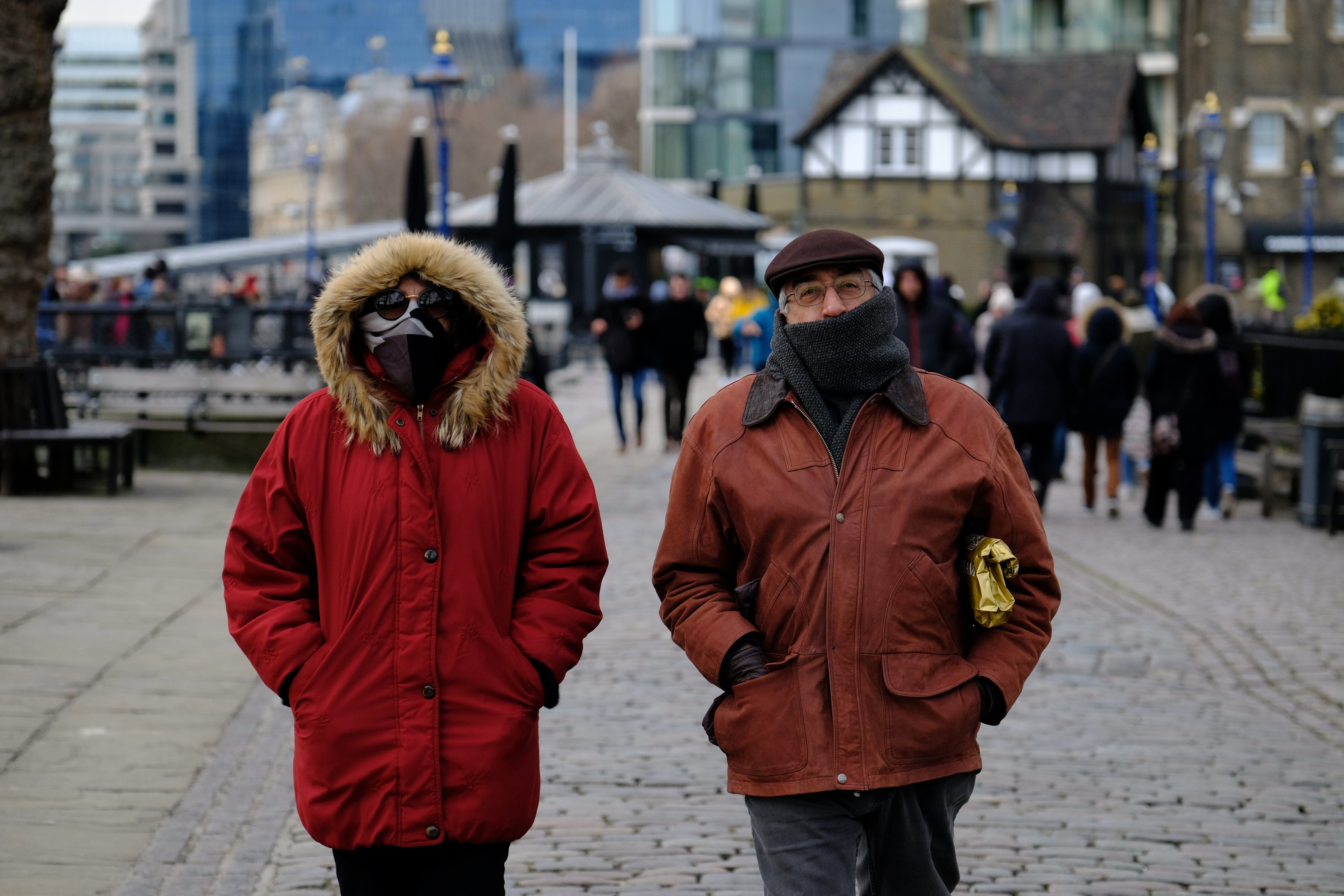 Brace For A Cold Snap – 'Mild' Temperatures Are About To