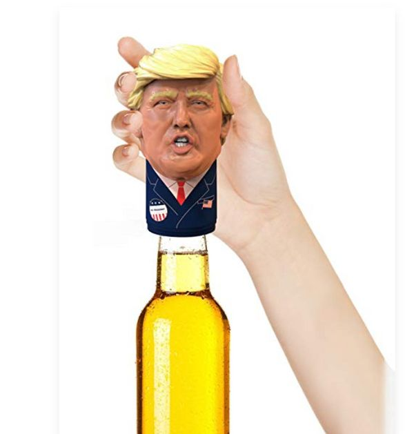 "Since it's likely that Donald Trump has driven many of your friends to drink, the least he can do is help <a href=""https://bo"
