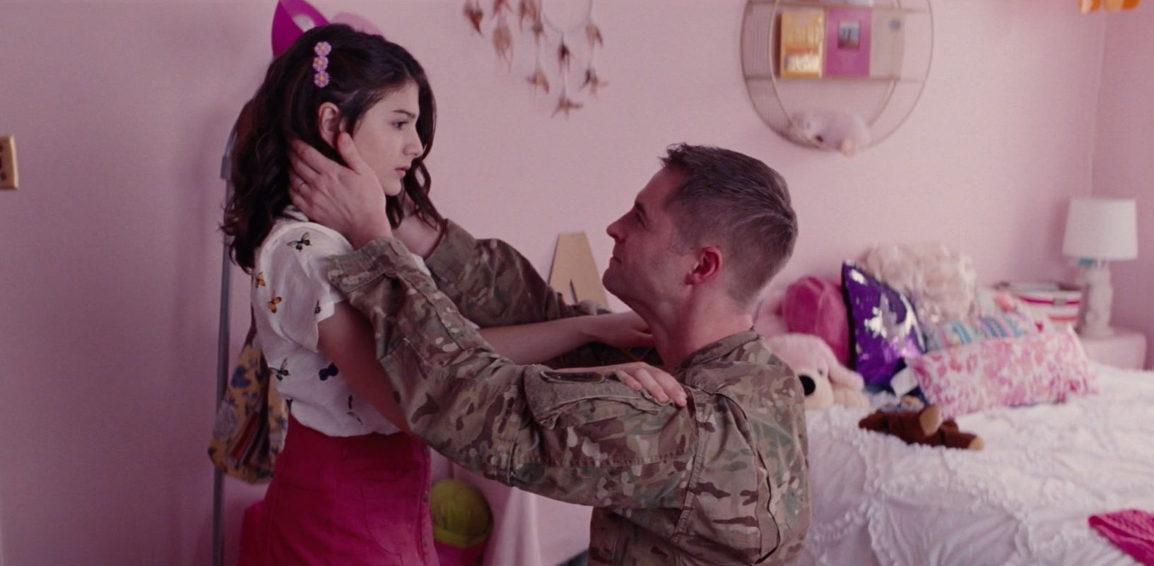Soldier And His Transgender Daughter Demonstrate True Love In Short