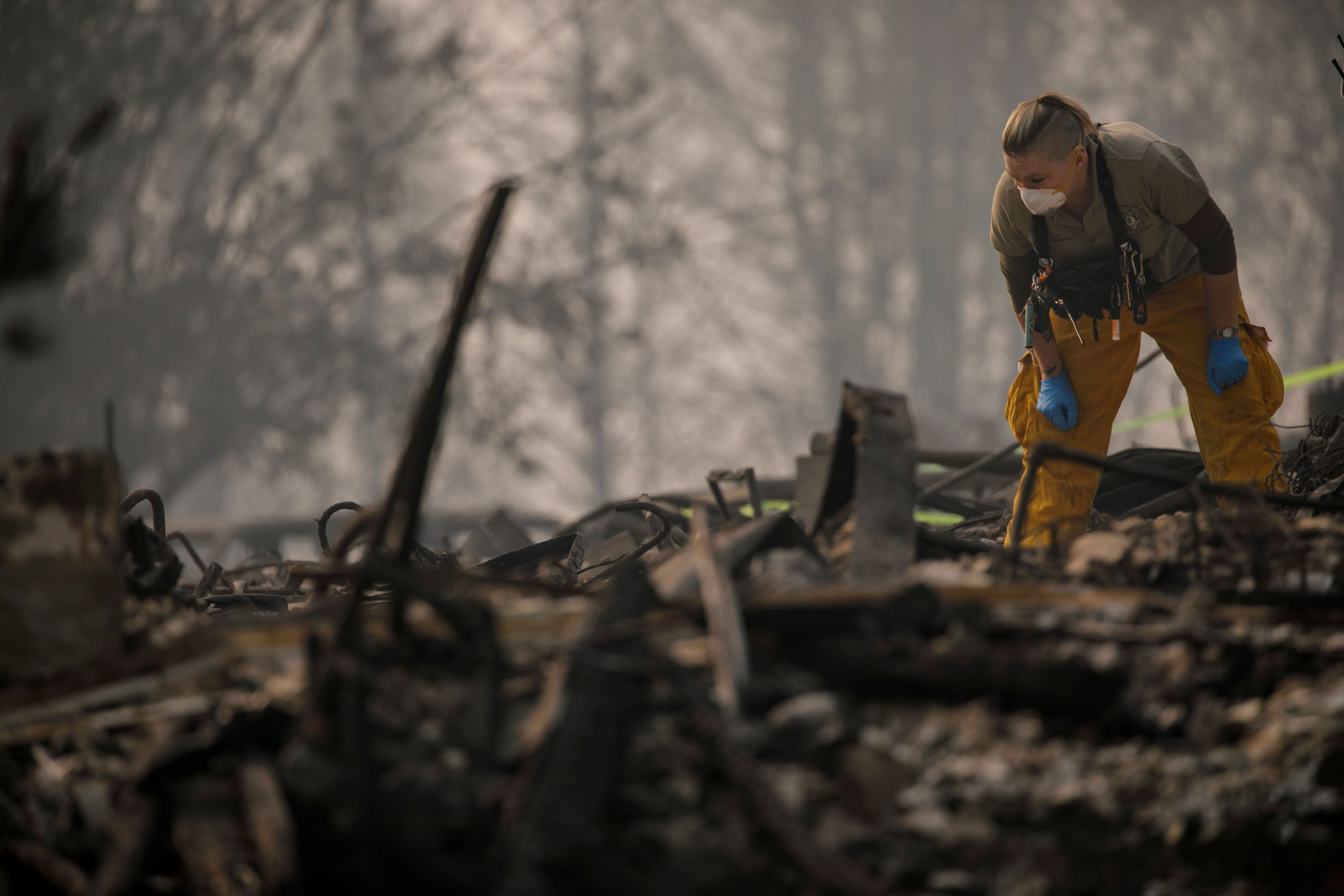 Camp Fire's Missing Person List Climbs To 1,011 As Statewide Death Toll Rises To