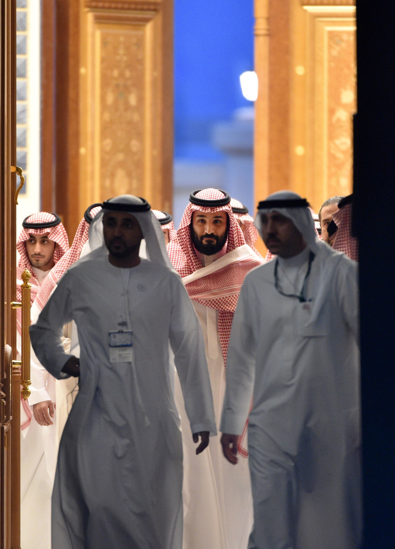 Saudi-Arabiens Kronprinz Mohammed bin Salman soll laut dem CIA den Mord an Journalist Jamal Khashoggi in Auftrag gegeben haben.
