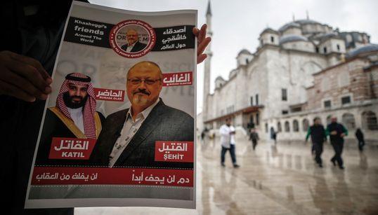 H CIA φέρεται να εκτιμά πως τη δολοφονία Κασόγκι διέταξε ο Σαουδάραβας πρίγκιπας διάδοχος Μοχάμεντ μπιν