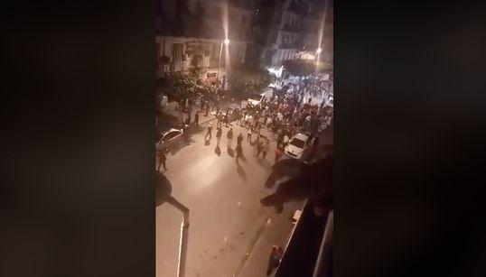 Echauffourées à Bab El Oued: 30 personnes arrêtées et 10 policiers