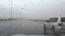 Des pluies assez marquées samedi sur plusieurs wilayas du
