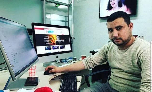 Le journalisteIlyes Hadibi