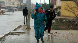 Pluie, orages et neige ce week-end dans plusieurs villes du