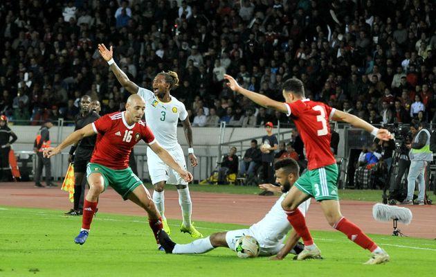 Éliminatoires CAN 2019: En battant le Cameroun, le Maroc prend la tête du groupe