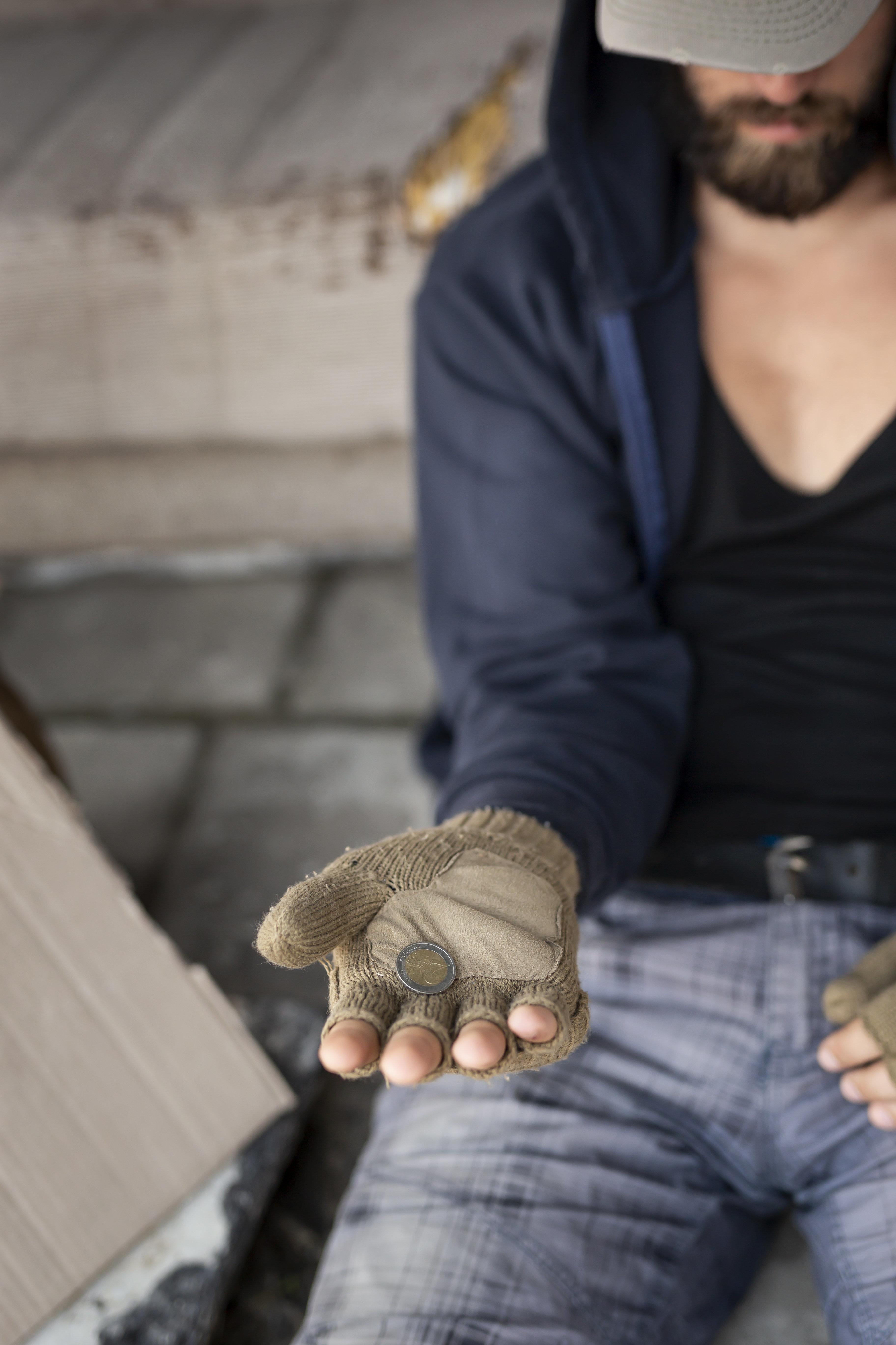 Bußgeld für Obdachlose: Dortmund bestraft Menschen, die auf der Straße