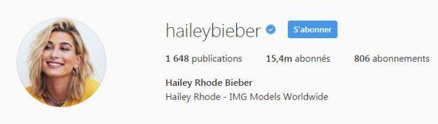 Hailey Baldwin et Justin Bieber sont mariés, c'est