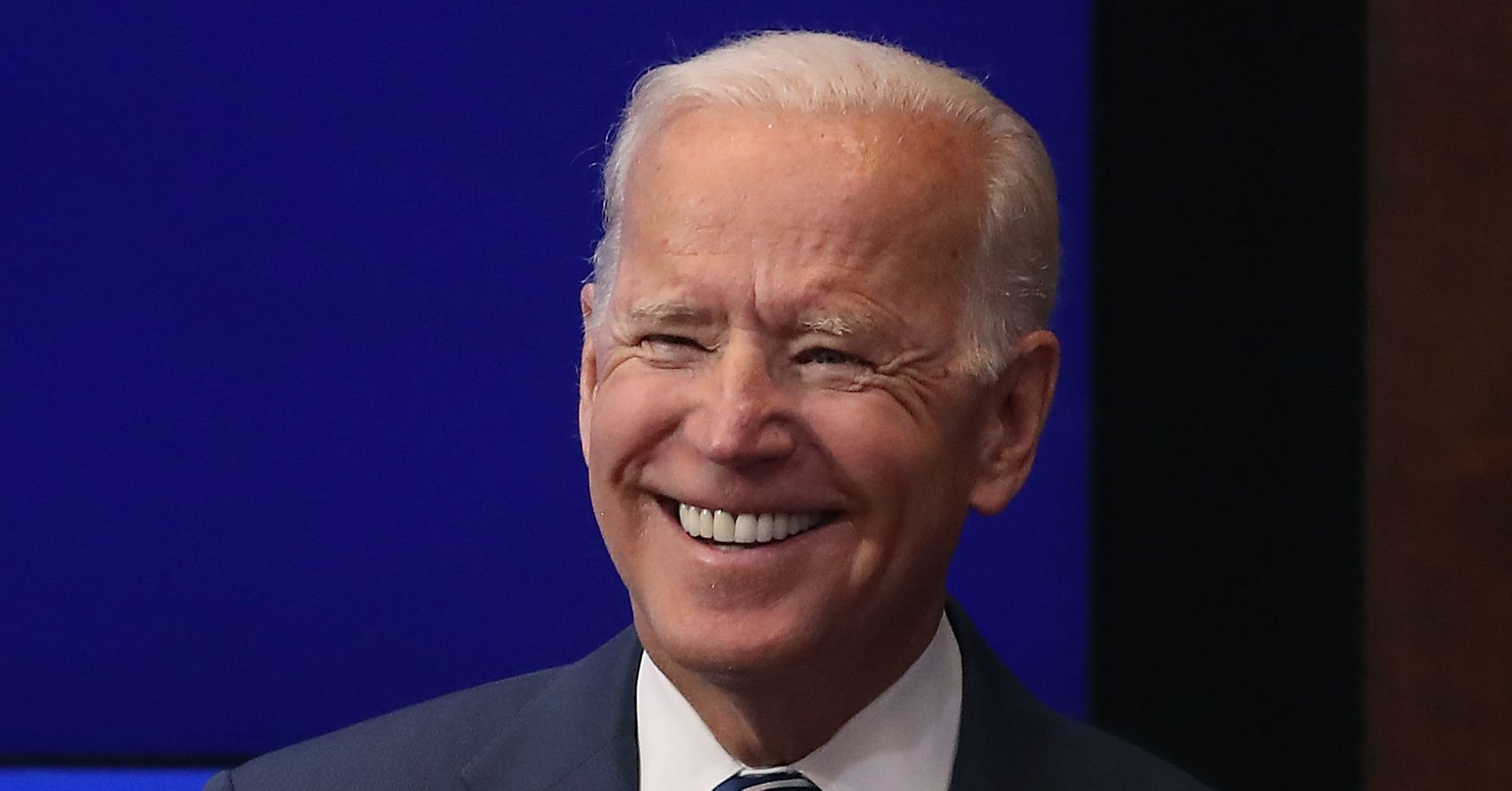 Joe Biden Just Adopted An Adorable Shelter Dog