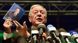 Djamel Ould Abbas fait comme...Saïd Bouhadja: j'y suis, j'y