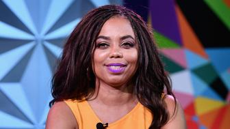 LOS ANGELES, CA - JUNE 23:  Jemele Hill speaks onstage at the Genius Talks sponsored by AT&T during the 2018 BET Experience at the Los Angeles Convention Center on June 23, 2018 in Los Angeles, California.  (Photo by Emma McIntyre/Getty Images for BET)