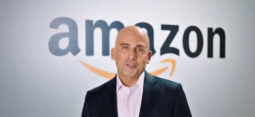 Steve Carell Bezos sketch on SNL