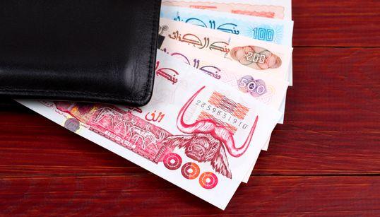 Banque d'Algérie: nouvelle opération de rafraichissement de billets de