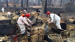 Toυλάχιστον 76 οι νεκροί από τη φονική πυρκαγιά στην