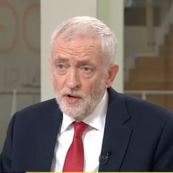 Corbyn 'Doesn't Know' How He Would Vote In Second Brexit