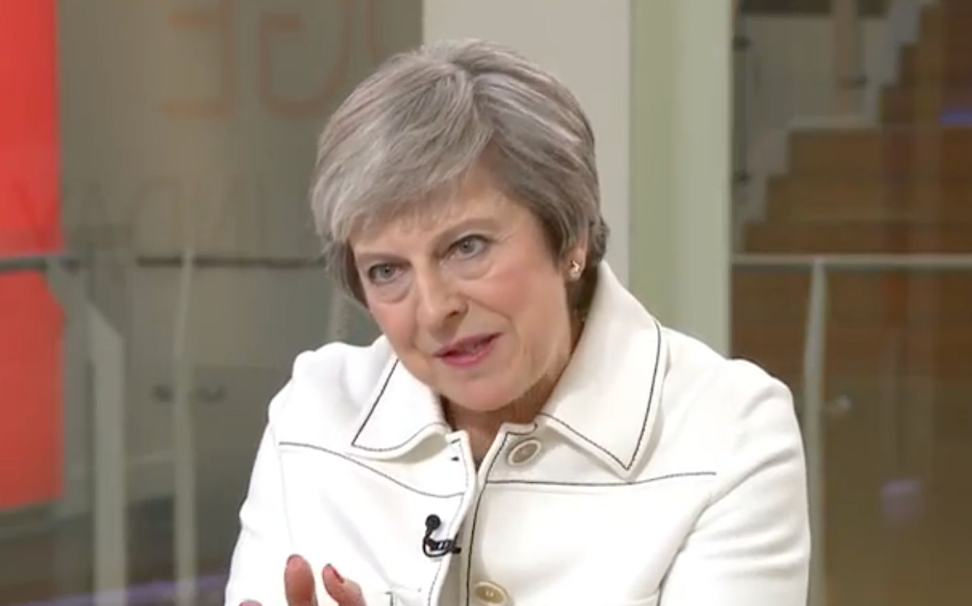 It has been a tough week for Prime Minister Theresa