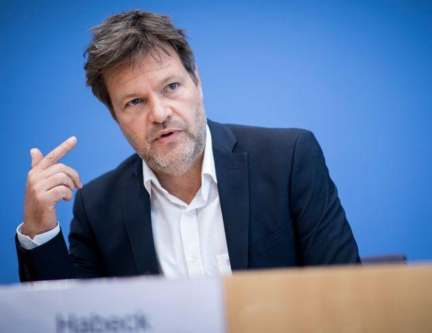 Der Grünen-Vorsitzende Robert Habeck will Hartz IV durch eine sogenannte Garantiesicherung ersetzen.