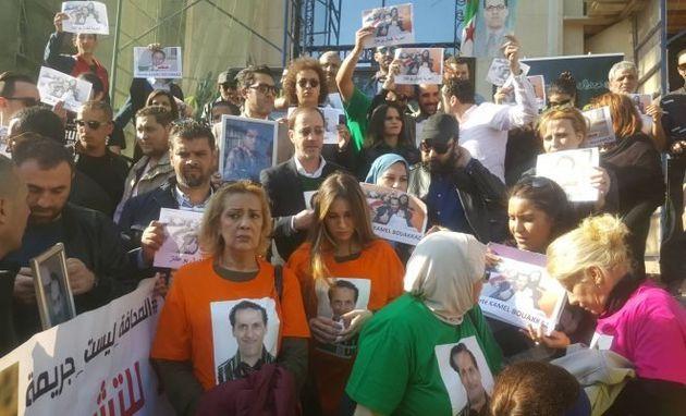 Les artistes se mobilisent pour la libération de Kamel