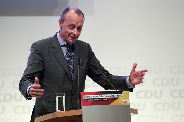Millionär Friedrich März: Einer wie du und ich.