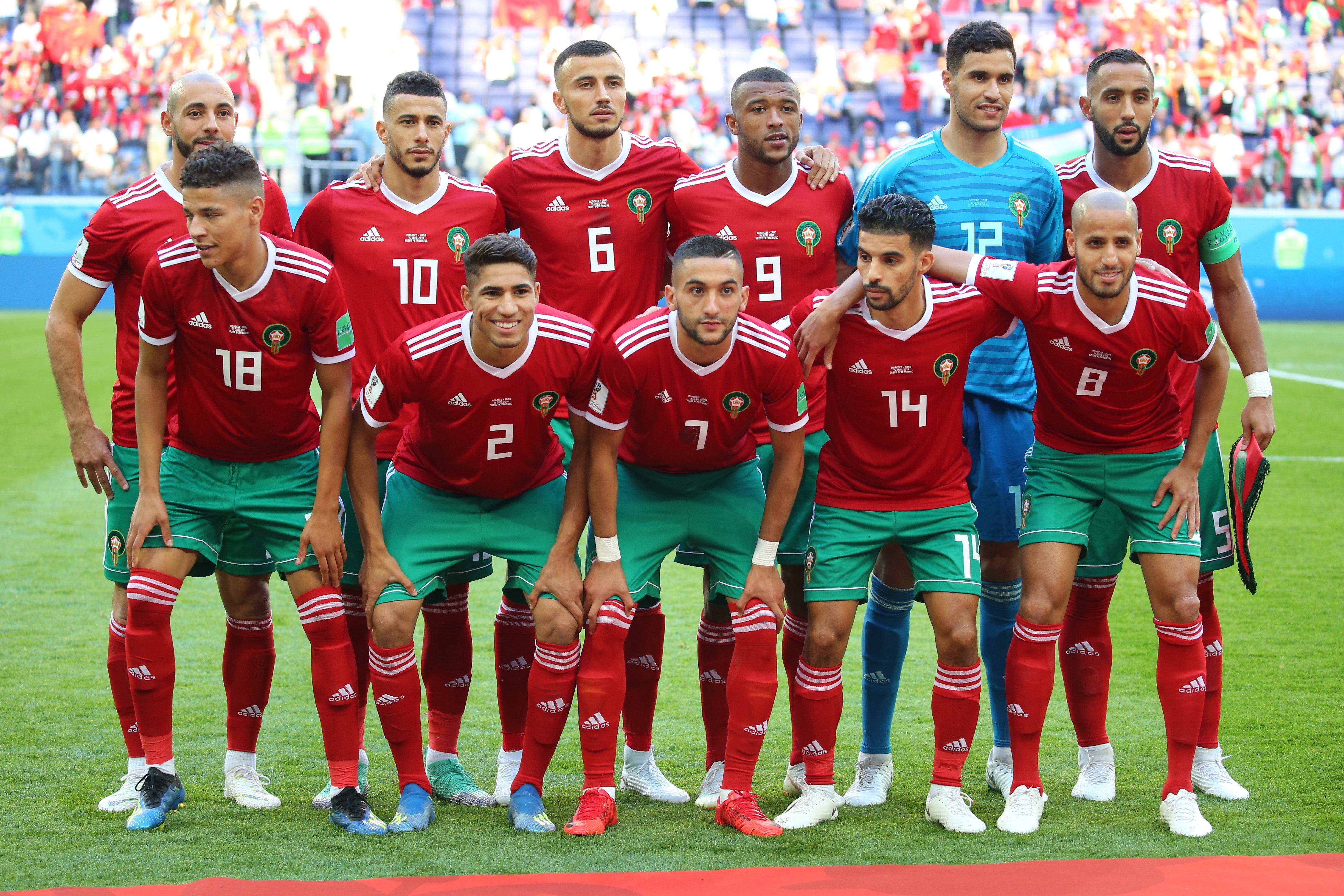 Ziyech et Belhanda absents pour le match face à la Tunisie