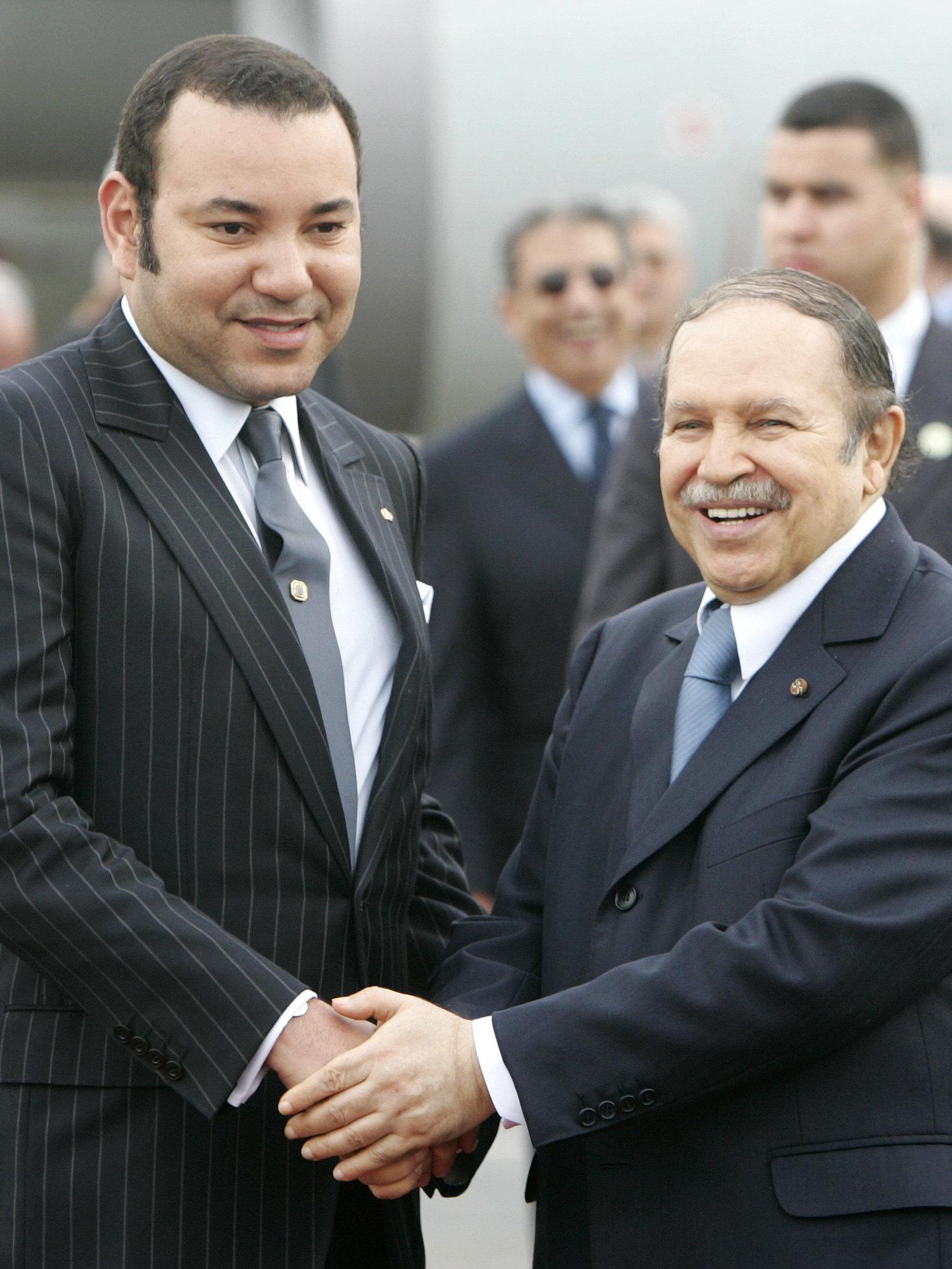 63e anniversaire de l'indépendance du Maroc: le Président Bouteflika adresse une lettre au roi Mohammed