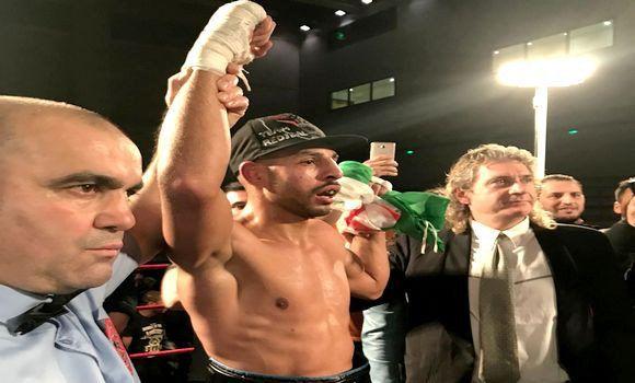 Boxe : l'Algérien Redjdal champion d'Afrique