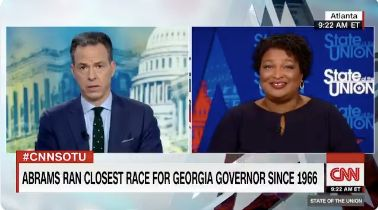 She'll Be Back! Georgia's Stacey Abrams Says She'll Run For Office