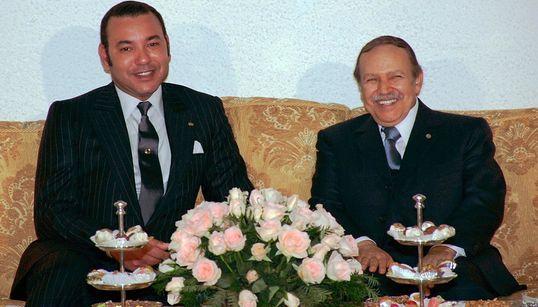 Le président algérien Bouteflika adresse un message au roi Mohammed VI pour le 63e anniversaire de