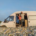 Ich habe 4 Jahre lang in einem Van gewohnt – das habe ich dabei