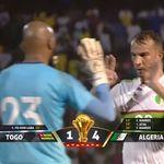 L'Algérie se qualifie à la CAN 2019 en battant le Togo