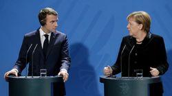 Σε επανίδρυση της Ευρώπης καλεί την Άνγκελα Μέρκελ ο Εμανουέλ
