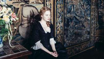 "Emma Stone in ""The Favourite."""