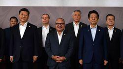 APEC 정상회의 사상 처음으로 공동성명 채택 무산된