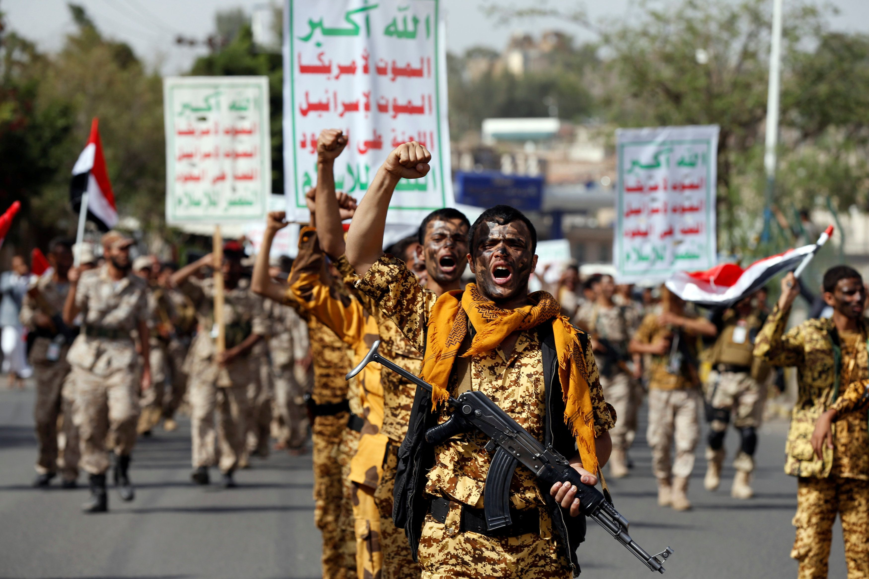 Οι Χούτι στην Υεμένη σταματούν τις επιθέσεις σε Σαουδική Αραβία και Ηνωμένα Αραβικά