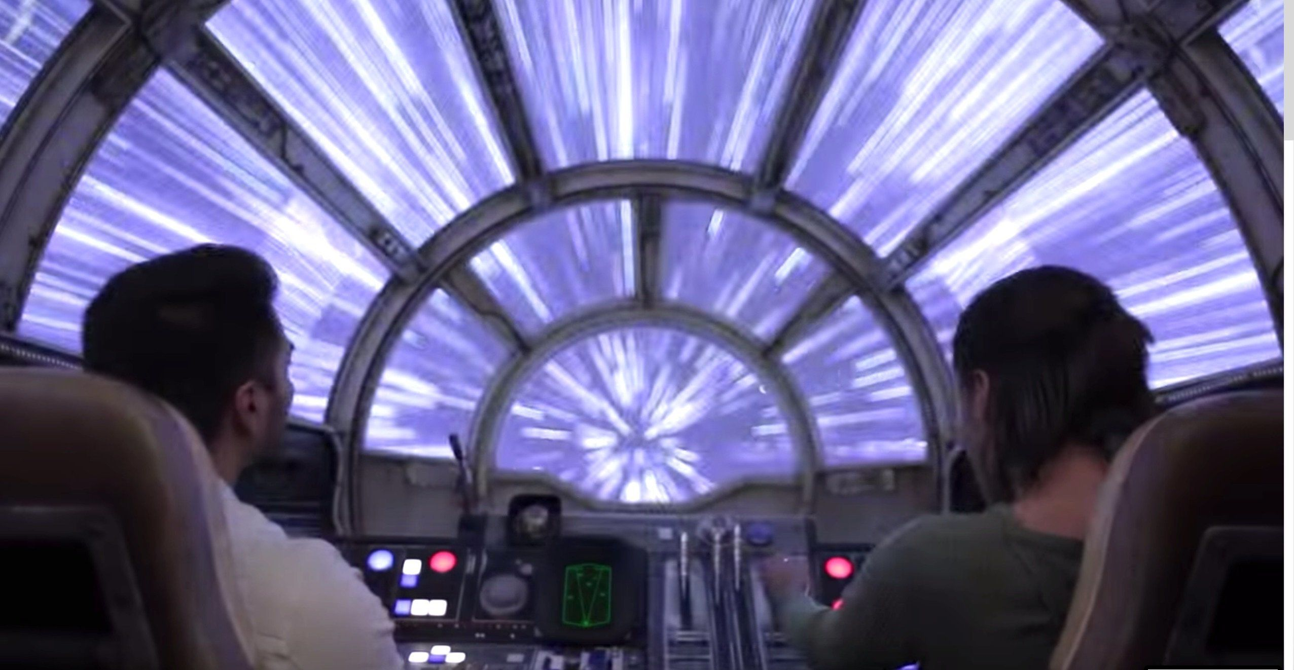 New Footage Gives Fans A Peek Inside Disney's Upcoming 'Star Wars'