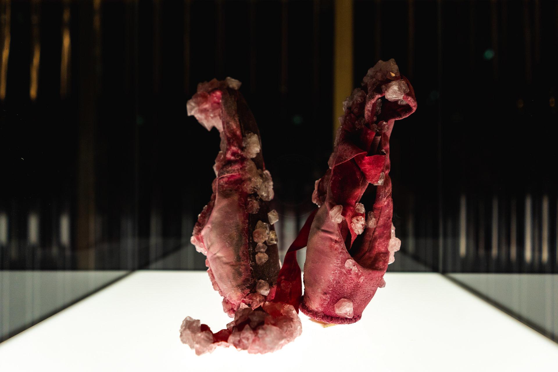 Body-fluid art: Η κορυφαία τεχνολογία παραμένει το σώμα μας, λέει η Άλις