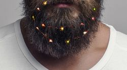 Forget The Tree, You Can Now Deck Your Beard With Christmas Fairy