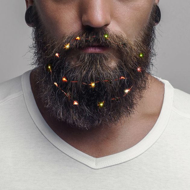 Forget The Tree, You Can Now Deck Your Beard With Fairy