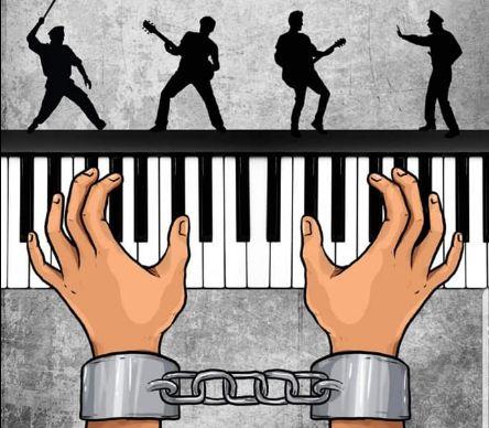 Sur le web, artistes et citoyens se mobilisent pour les musiciens de rue arrêtés avec le hashtag