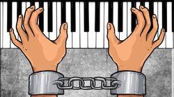 #Free_Lfen: Les musiciens de rue arrêtés à Casablanca