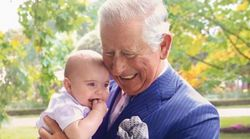Prince Charles Is Living His Best Grandad Life In These Newly-Released Royal