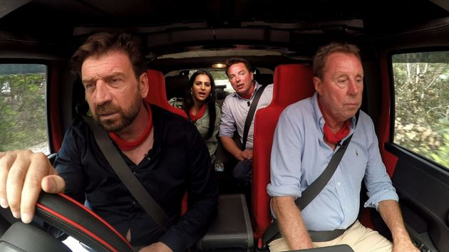 I'm A Celebrity's Harry Redknapp Recalls 'Running Over His Wife' In 'Nightmare'