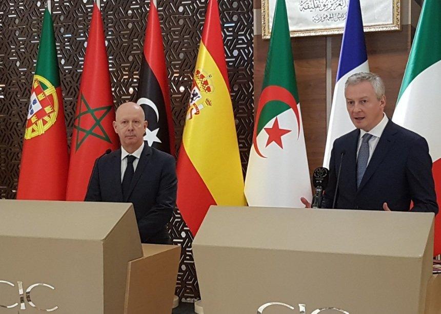 Dialogue 5+5: pour un meilleur climat des affaire en Méditerranée