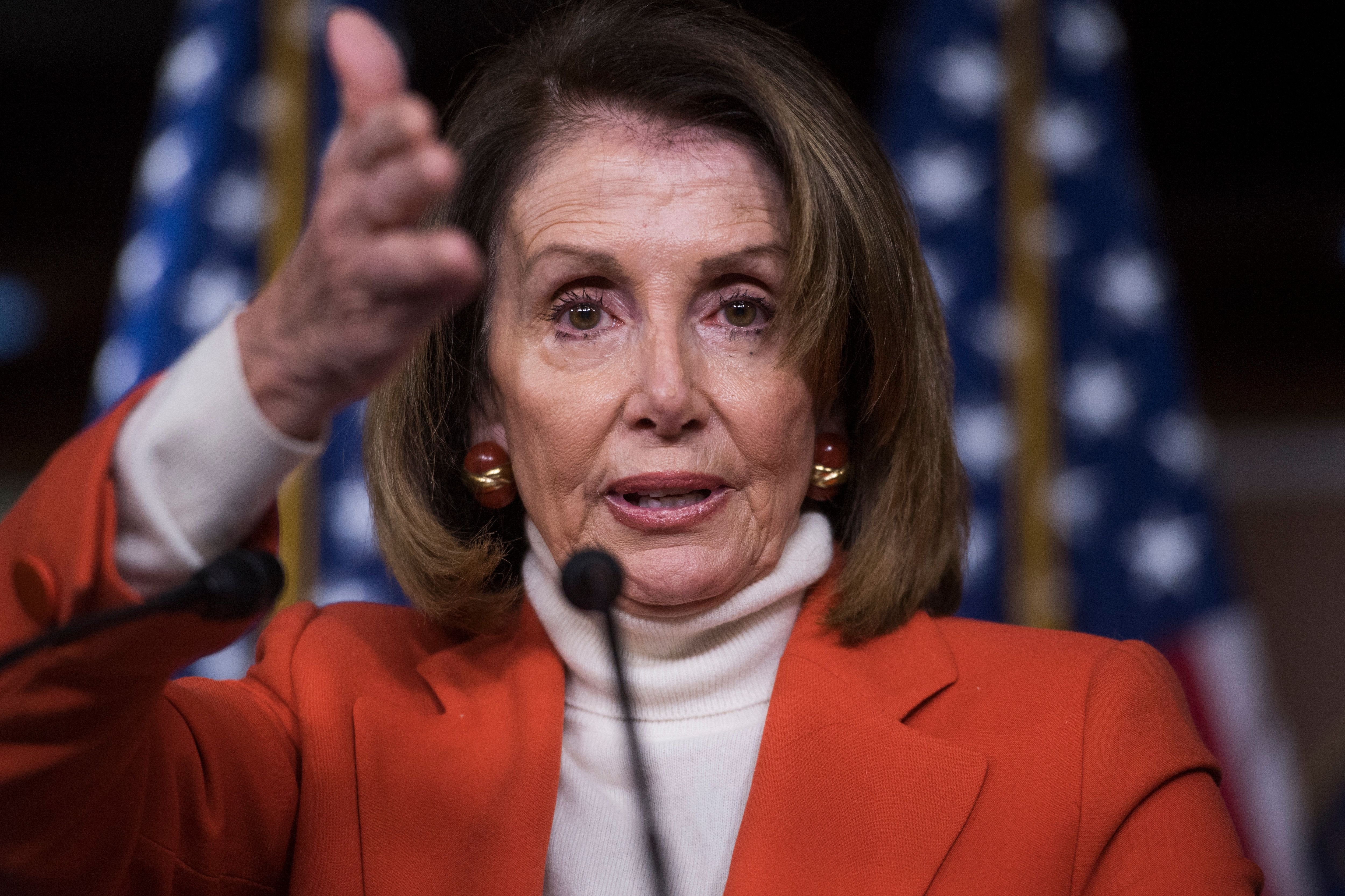 House Democrats vow to oppose Pelosi as next speaker