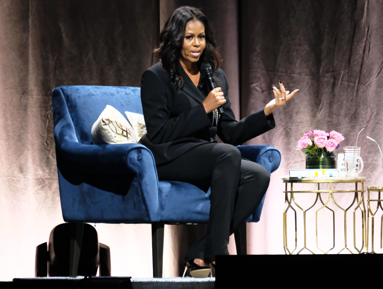 Michelle Obama raconte ce jour où elle a tenté de s'échapper de la Maison