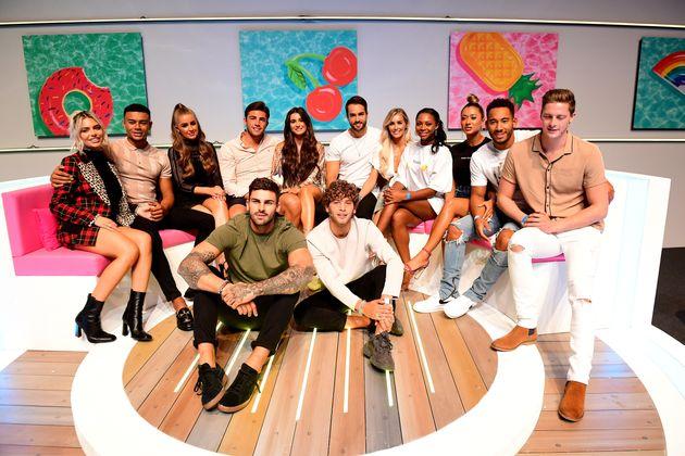 Contestants of Love Island 2018