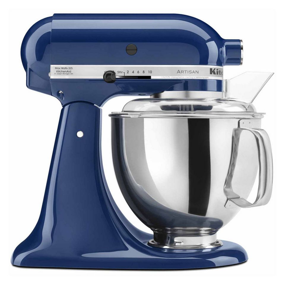 7. The Classic Mixer Has A Mini Me. Most people are familiar with the to 5-quart Artisan mixer, or its big brother, the 6- to 7-quart Professional series, but earlier this year, KitchenAid.