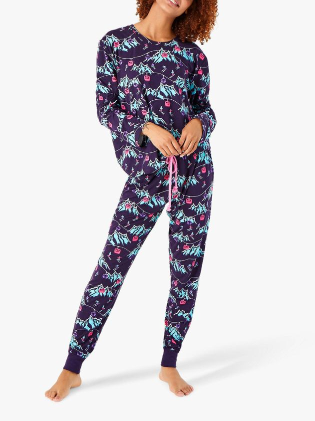 The Best Christmas Pyjama Sets For Women On The High Street – From Chic to cbb648dd9